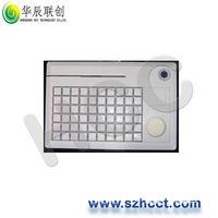 New Mechanical gaming keyboard arabic flat keys keyboards Keyboard--KB60