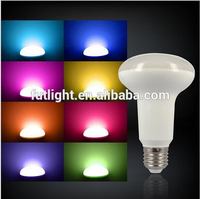 Energy Saving Household Light LED Bulb 9w Lamp E27 Umbrella 2.4g RF wireless
