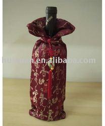 wine carrier Good gift Wine Bottle Cover 040