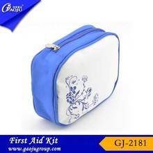 OEM Manufacture economical standard outdoor eva material first aid kit bag