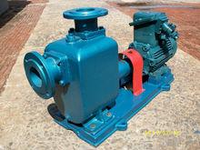 yonjou bomba de agua para el desperdicio de agua del río