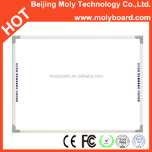 "MolyBoard 115"" interactive whiteboard portable smart board/"