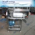Alta eficiencia tornillo extractor de jugo / fruit Squeezer / industrial exprimidor de frutas para apple, pera, mango, etc