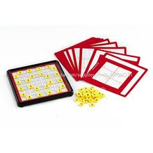 rompecabezas de sudoku juego de tablero