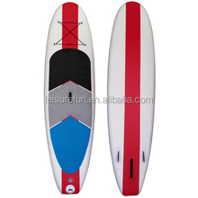 2015 high-quality cheap stand up paddle boards with adjustable sup paddle