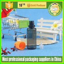 Assurance wholesale LDPE pet 50ml plastic dropper bottle small plastic containers