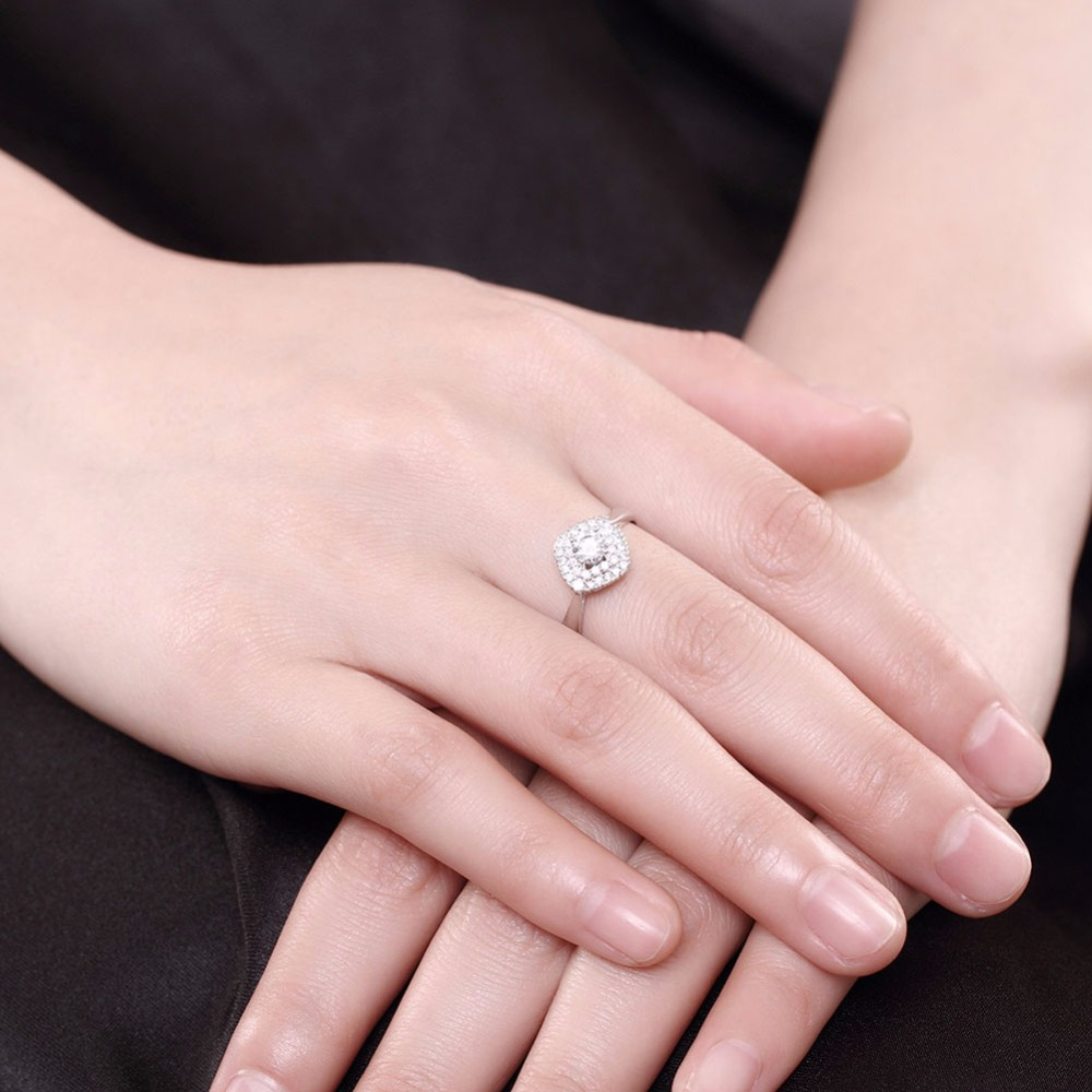 Sjsvr041 Saudi Arabia Gold Wedding Ring Price Multi Cubic Zirconia ...