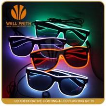 Party & Novelties LED Sunglasses 2014 Halloween Centerpieces wholesale sunglasses china, flashing Led Sunglasses