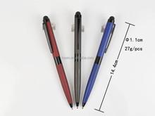 Mobile phone touch pen, touch screen digital pen, color touch pen