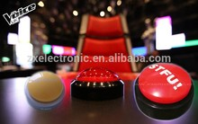 Good Price Programmable Sound Button/Easy Button With Custon Design Voice