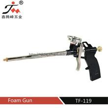industrial polyurethane foam gun/heat resistant silicone sealant