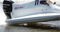 Recreastional racing engin boat/formula motorboat/F4 powerboat