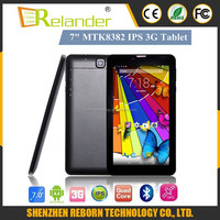 Alibaba China 7 inch 3G Tablet pc With Electronics component