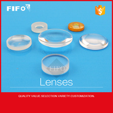 2015 optical lenses series N-BK7 B270 Fused silica Silicon Ge ZnSe CaF2