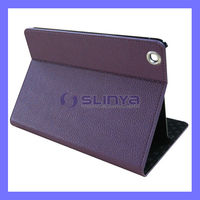 Luxury PU Leather Pouch Case For iPad Mini Stand Fold Cover