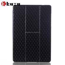 New fashion luxury cute leather flip case for ipad 6