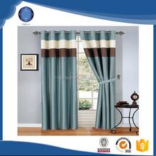Luxury european style wholesale window curtain,office curtain