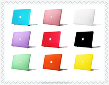"""Cool Frosted Surface Matte hard Cover Case For apple Macbook Air 11"""" 13"""" Pro 13"""" 15"""" Pro Retina 13"""" 15"""" Laptop Case cut Logo"""
