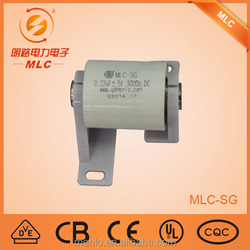 high end air conditioner capactior power cable capacitance