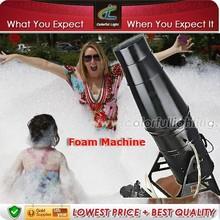 Newest club/party foam machine stage effect like snow machine