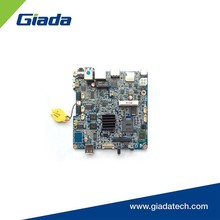 Dual core CPU 1.6GHz Digital Signage ARM Embedded motherboard NI-R3188