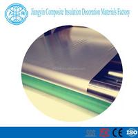 160g/m2 weight fabric cotaed aluminum foil full of quality