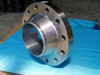 casted neck flange Stainless Steel flange with neck ANSI AMSE ASTM AISI OEM factory 304/316