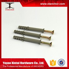 Hot sale m8x100 good quality nylong frame fixing anchor
