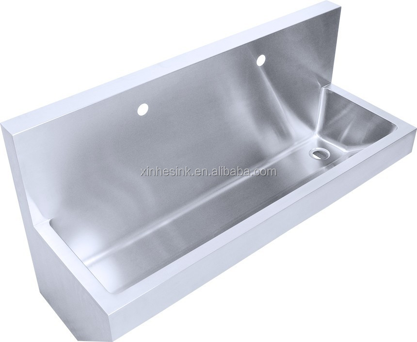 Trough Sink Manufacturers : China Manufacturer Stainless Steel Hand Washing Trough For Sale - Buy ...