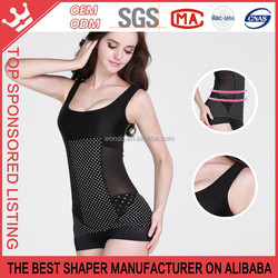 2015 Fashion Nylon Seamless Strechy Mesh Transparent Ladies Polka Dot Tank Tops Y180