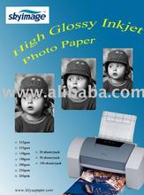 260g inkjet glossy photo paper