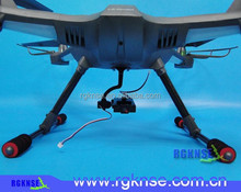 2015 professional quadcopter, professional rc airplane model drone with Camera and screen remote control