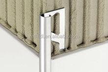 stainless steel bathroom tile trim