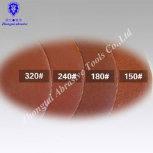 Abrasive Disc Type low price velcro sandpaper in china