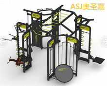 Aoshengjia Newly developed gym machine/Cage Crossfit S360/Rage Cage Cross Training Rig