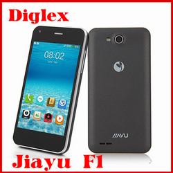 Original Jiayu F1 WCDMA Smartphone 4.0 inch MTK6572 Dual Core Android 4.2 Mobile Phone 512MB RAM 4GB ROM 5MP Dual Sim 3G Phone