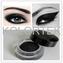 Matte Black Eyeshadow Powder, Mineral Eye Shadow, Pure Black Matte Mineral Pigments