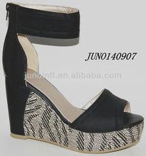 2014 Wedge Summer sandal shoes for women , Women shoes Sandal Wedge