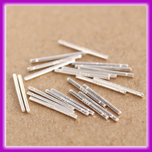 High Quality Ear Allergy Protect Pure 925 Silver Stick Medicated Earring