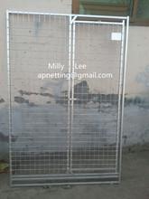 animal accessories /friendly metal large dog kennels /ANTI-CLIMB BAR SYSTEM /DOG RUN PEN CAGE