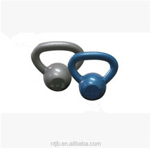 Vinyl Coated colorful weight plate Kettlebells with cheap price from china