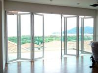 Vertical Folding Garage Doors Made in China Garage Door Remote Control Rolling Code