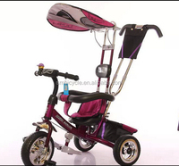 Multifunction baby tricycle 3 in 1, children tricycle 3 in 1