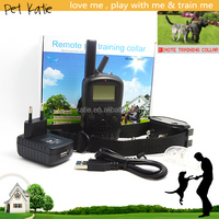 Deluxe Sport Dog Training Shock Collars with LCD Remote Control