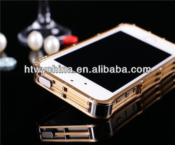 Screwless Alumium Bumper Case For Cellphone