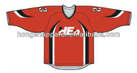 2013 Sublimated Printing Ice Hockey Shirts/Hockey jersey