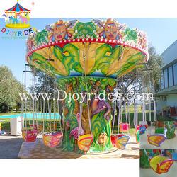 Entertainment cheap amusement equipment for sale park flying chairs