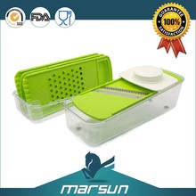 Best Quality As Seen on TV Palstic Durable Food Safe Material Food Chopper/ Durable Cheap Kitchen Helper for wholesales