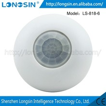 Functional Wireless Vibration And Magnetic Alarm Detector Wireless Indoor Pet Immunity Pir Detector
