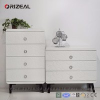 ORIZEAL LIVING ROOM DESIGN IDEA WITH COFFEE TABLE, DINING TABLE, TV STAND AND CABINET(OZ-DS2)